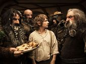 THE Hobbit is already in the running for an Oscar despite being weeks out from its official cinema release.