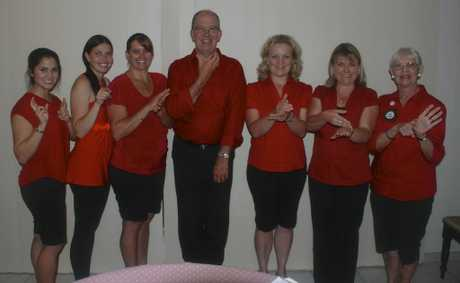 Tweed Auslan Choir.