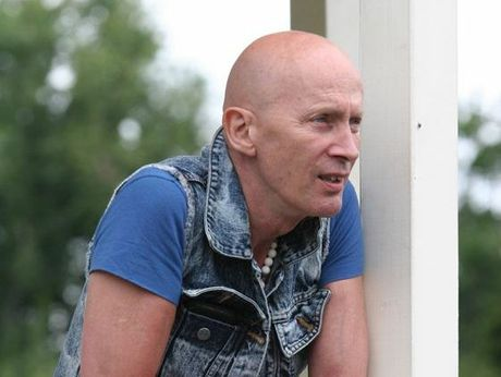Rocky Horror writer Richard O'Brien