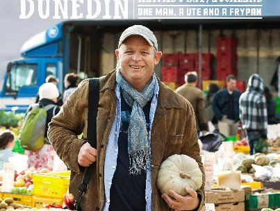 Al Brown's new book is all about fresh ingredients