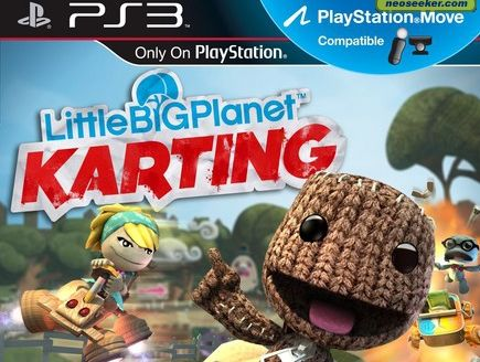 LittleBigPlanet Karting is a nicely put together little game