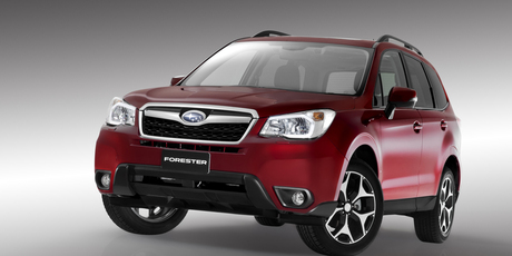 The fourth-generation Forester, on sale in NZ next year, boasts an impressive list of new features.