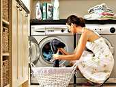 You'll want to make the laundry space as efficient as possible to make sure the plan avoids common pitfalls.