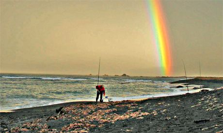 The Surfcasting club is for people who love fishing. 