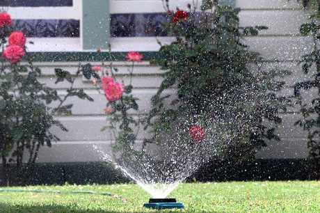 Hamilton City Council says that on Thursday water restrictions will increase with a total ban on domestic sprinklers and fountains around the city turned off.