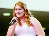 "THE serene and accomplished voice of Springfields' Tammy Mathieson saw her win the prestigious ""Star is Born"" senior competition in Ipswich Mall."