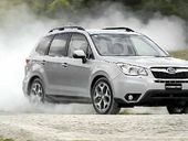 IMPROVED interior space and off-road ability are the headline acts for Subaru's new Forester.
