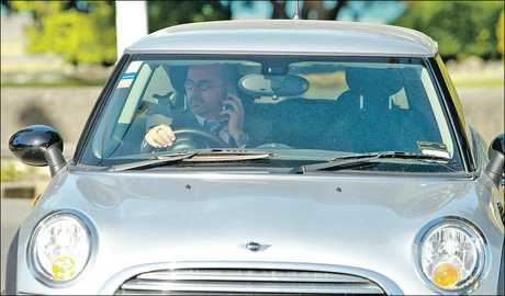 In a short space of time Hawke's Bay Today photographers snapped about 10 drivers either texting or talking on cellphones in Hastings.