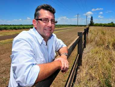 GROWING SECTOR: Member for Hinkler Keith Pitt has addressed a government taskforce on agriculture.