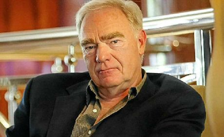 World-renowned screenwriting guru and lecturer, Robert McKee.