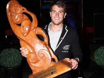 Blair Tuke said he was one of the proudest Northlanders around after being named the 2012 Northland Sportsperson of the Year.