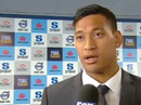 Israel Folau joins Waratahs