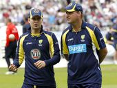 RICKY Ponting reckons four players are in the mix to fill his role in the Australian Test batting line-up.
