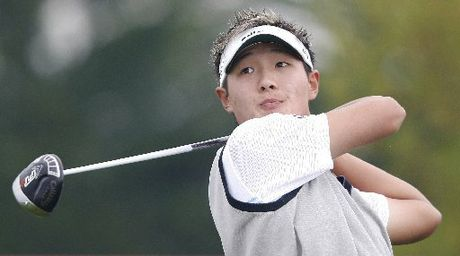 Danny Lee missed the PGA Tour cut by a single shot and will return to the web.com tour next year instead. Photo / File
