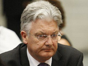 United Future leader Peter Dunne