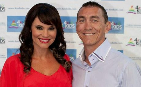 Chloe and Mat Rogers will host a score of celebrities at their yearly autism fundraiser. Photo: Contributed