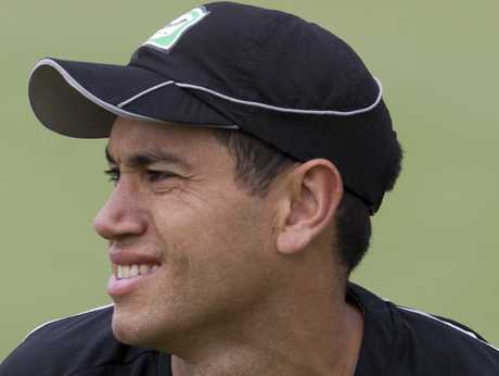 BELEAGURED: Ross Taylor has led from the front.