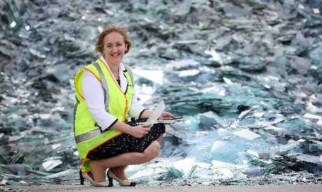 Environment Minister Amy Adams