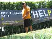 Hawke&#39;s Bay rugby league great Kevin Tamati was involved in one of the most notorious dog-fights in New Zealand sport.