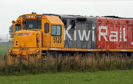 90 KiwiRail workers were given less than three week's notice that their jobs will end four days before Christmas, says Sue Moroney.