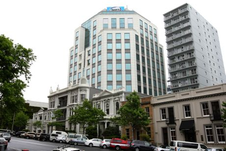 Fonterra plans to leave its current head office in Princes St in Auckland.