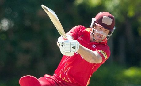 Former Gatton cricketer Chris Sabburg is part of the Brisbane Heat Big Bash League squad for the 2012/13 season.