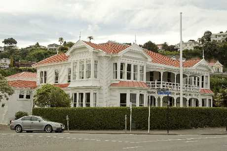 The Hawke&#39;s Bay Club.