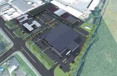 LYNMORE JUNCTION: An artist's impression of the new complex proposed for Lynmore.