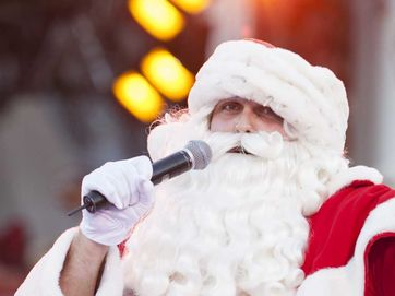 Photos from Coca-Cola Christmas In The Park in the Auckland Domain on Saturday, 8 December 2012.