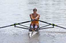 AUSSIE AND DAYLIGHT: Australia&#39;s double Olympic medallist dominated her young New Zealand opposition to comfortably win the Wanganui.com women&#39;s race at the Billy Webb Challenge. PHOTO/BEVAN CONLEY 