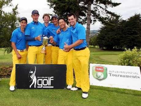 Bay of Plenty have won the Toro Men's Interprovincial title for the seventh time in 11 years.
