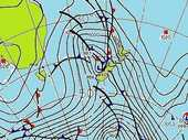 A very active system brought strong to severe gales and rain to much of New Zealand during the second week of October.