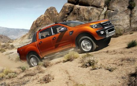 Ford has introduced a limited edition Wildtrak version of the Ranger.