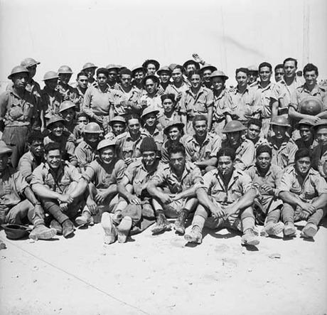 LEGACY: The Maori Battalion, amongst the most effective, admired and feared troops in the North African desert, whose voices can now be heard 70 years later.