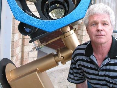 President of the Northland Astronomical Society Terry Hickey believes there is a logical explanation for what people think they see and it is not aliens. 