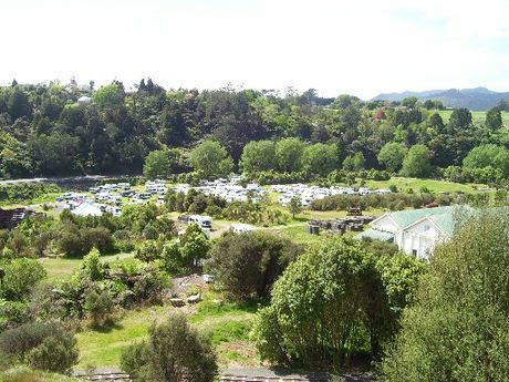 The Bay of Plenty region, including Rotorua, was visited by 59 per cent of international campervan tourists last year.