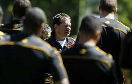 The Chiefs are well on their way into pre-season training with eight new players entering the ranks for 2013.