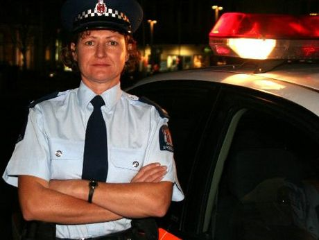 Constable Pamela Cox says to look out for your mates when they have been drinking.