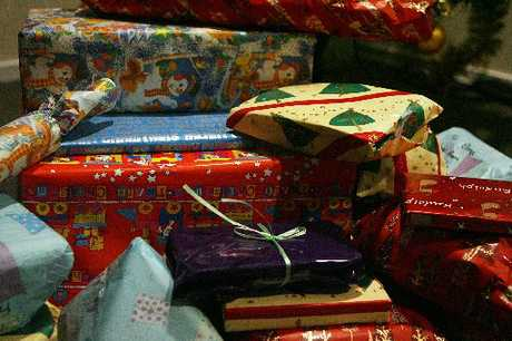 BE REALISTIC: If you don't like your Christmas presents, you shouldn't feel guilty about getting rid of them.