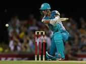 BULLS batsman Chris Lynn has had a few scares in recent months.
