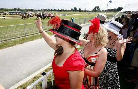 Record crowds are expected at the races next month.