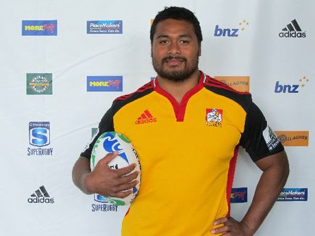Chiefs sign new prop Pauliasi Manu