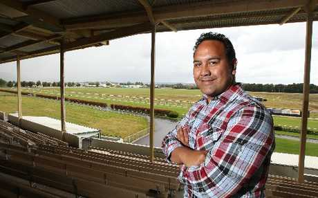 Rotorua's Russell Harrison wants to make sure those attending next year's Matatini festival in Rotorua are entertained. Photo / Stephen Parker