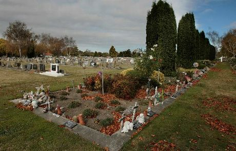 Hastings Cemetery (pictured) and Havelock North Cemetery are near capacity. Photo / File