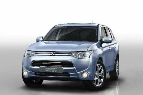The Mitsubishi Outlander PHEV has an off-road torque edge on regular SUVs.