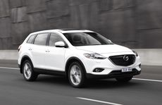 Mazda&#39;s new CX-9.