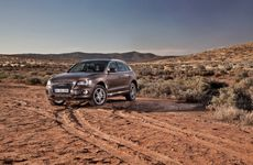 Audi&#39;s Q5 is one smooth mover. 
