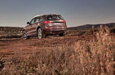 The new Audi Q5. 