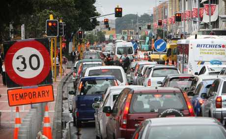 Auckland City Council says there will be inadequate road capacity to meet demand after 2021.