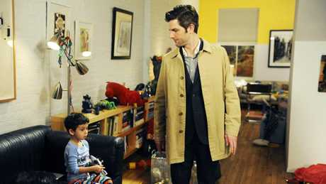 Adam Scott as Jason Fryman in Friends with Kids.